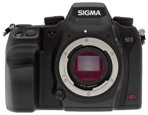 Sigma SD1 Merrill Body