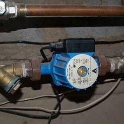 Отопление в частном доме с применением циркуляционных насосов