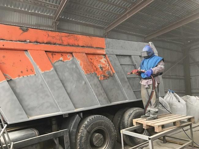 Кузовные работы по металлу