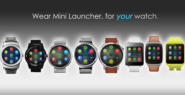 Wear Mini Launcher