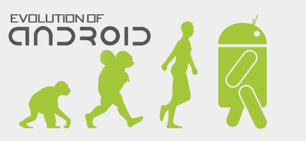 Эволюция андроид