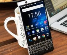 BlackBerry KEYOne обзор