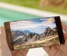 смартфон с экраном 4к