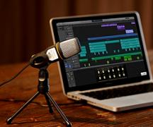 Подключение микрофона к ноутбуку