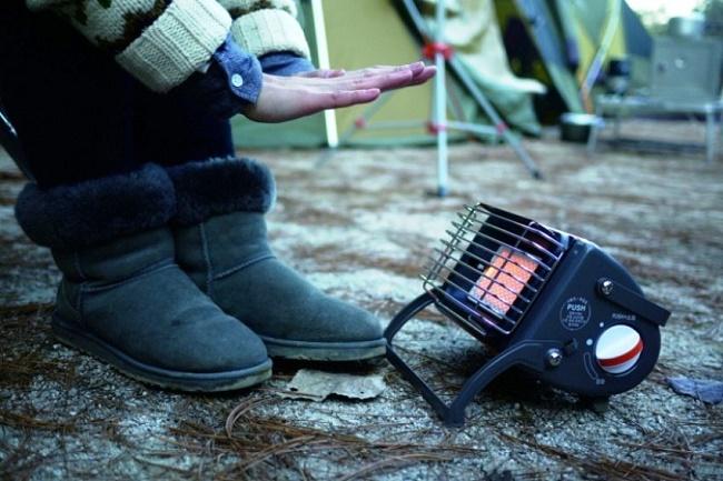 Бензиновые обогреватели для палаток