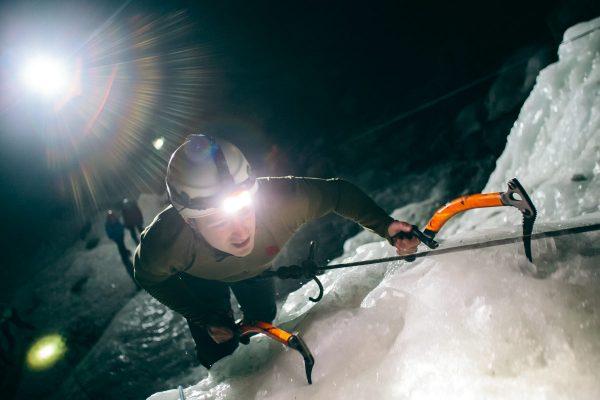 Налобный фонарь в альпинизме