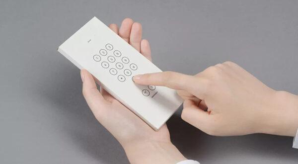 Новый конверт для телефона