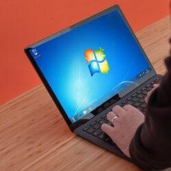 ОС Windows 7 завершает свою работу