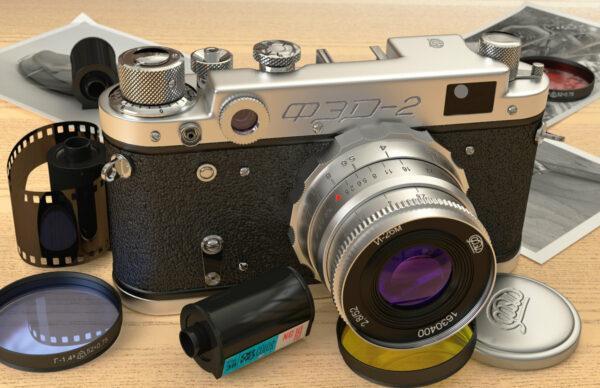Пленочные фотоаппараты