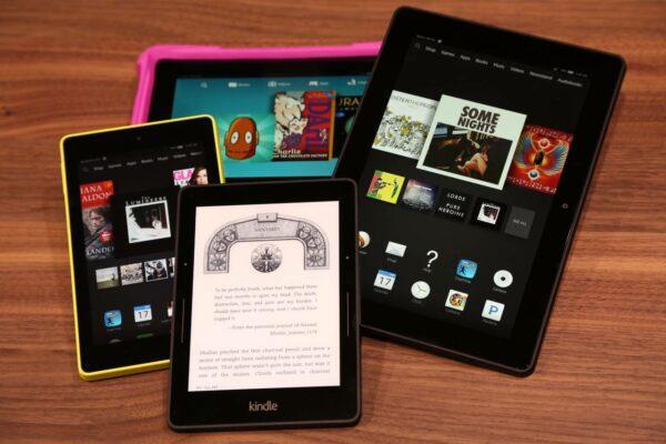 Электрнные книги и планшеты