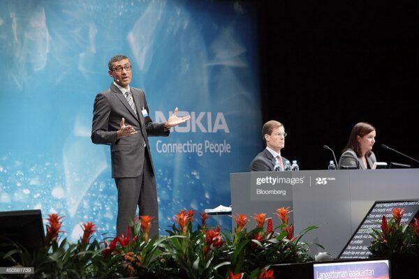 Руководитель компании Nokia Раджив Сури