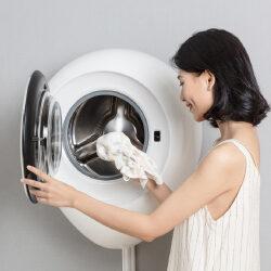 Настенная стиральная машина: идеальное решение для экономии пространства