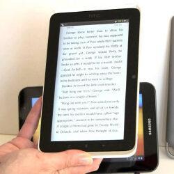 Что лучше использовать для чтения электронных книг: планшет или ридер