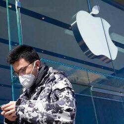 Компания Apple активно включается в борьбу с коронавирусом
