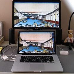 Использование ноутбука в качестве экрана компьютера