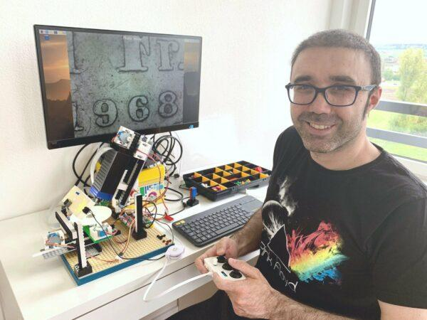 Эксперт лаборатории IBM в Цюрихе Юксел Темиз