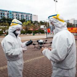 В России планируют привлечь дроны к борьбе с коронавирусом