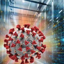 Суперкомпьютер обнаружил новые лекарства против Covid-19