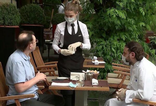 Кафе в Москве