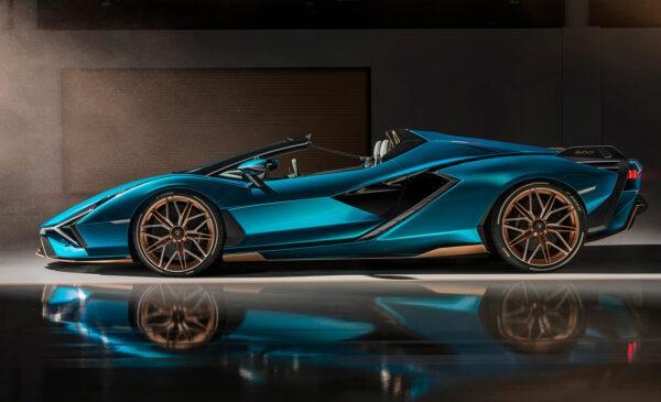 Компания Lamborghini выпустила новый суперкар