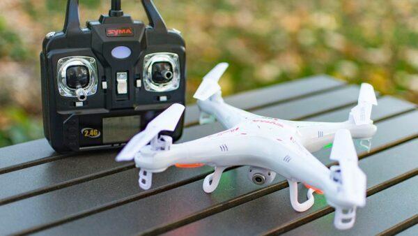 Квадрокоптер для детей