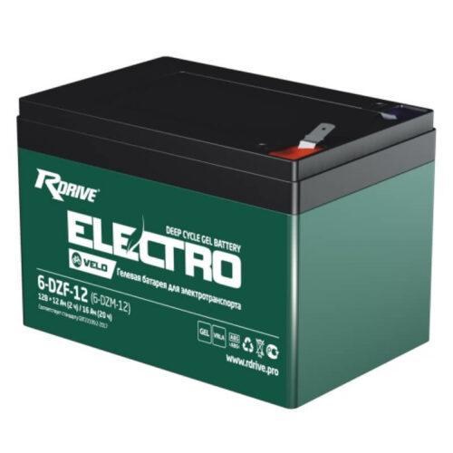 RDrive 6 DZM 12 electro