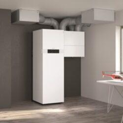 Viessmann обновил системы централизованной вентиляции Vitovent 300-W