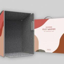 Xiaomi представила обогреватель ног Foot Warmer