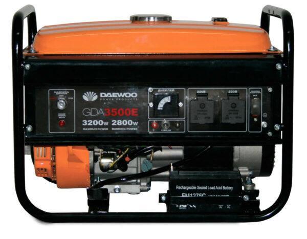 Daewoo Power Products GDA 3500E (2,8 кВт)