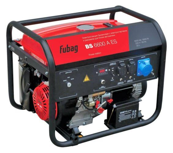 Fubag BS 6600 (5,7 кВт)