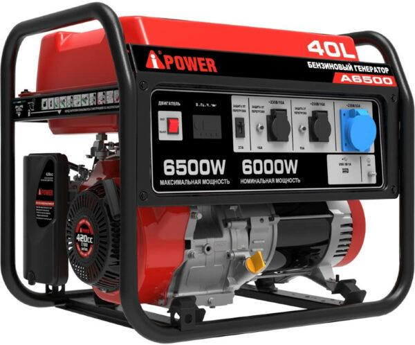 A-iPower A6500EA (6 кВт)