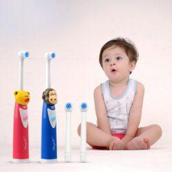 Лучшие детские электрические зубные щетки 2021 года