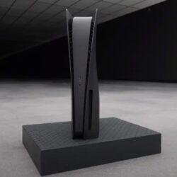На видео показали черную PlayStation 5 Black Edition