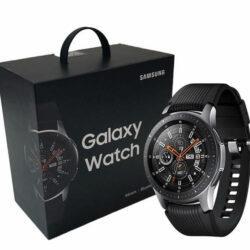 Samsung Galaxy Watch 46mm — это идеальный подарок на 23 Февраля