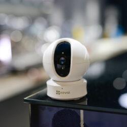 Камера видеонаблюдения EZVIZ C6CN: квинтэссенция безопасности и приватности