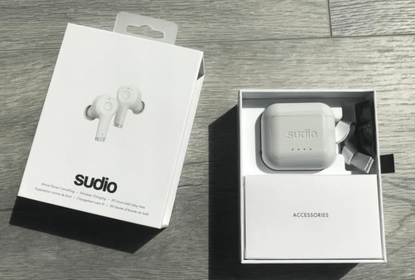 Sudio ETT в упаковке
