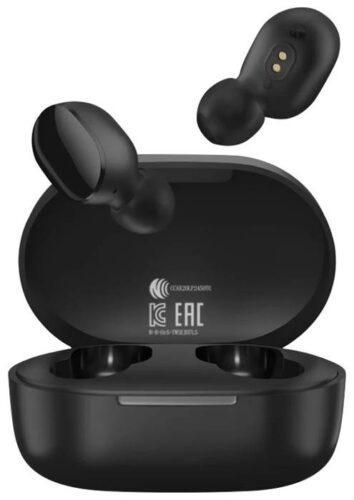Xiaomi Mi True Wireless Earbuds Basic 2S, черный
