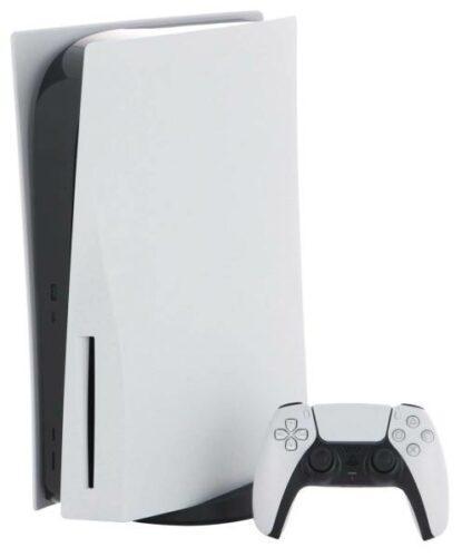 Sony PlayStation 5 825 Гб, белый