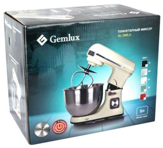 Gemlux GL-SM5.5CR, кремовый