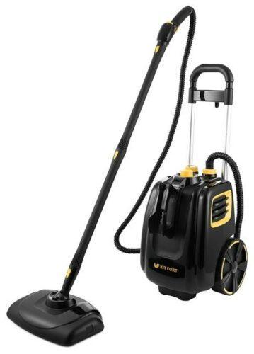 Kitfort КТ-933, черный/желтый