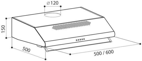 LEX Simple 500 Inox