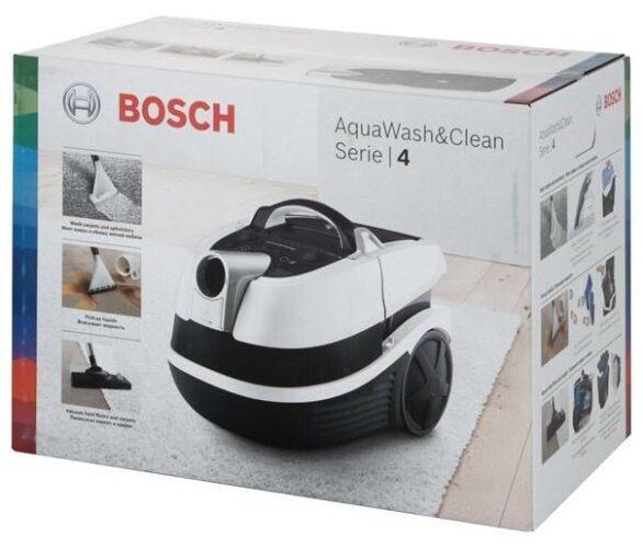 Bosch BWD41720, белый/бирюзовый