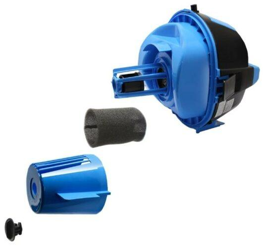 Ginzzu VS731, синий/черный
