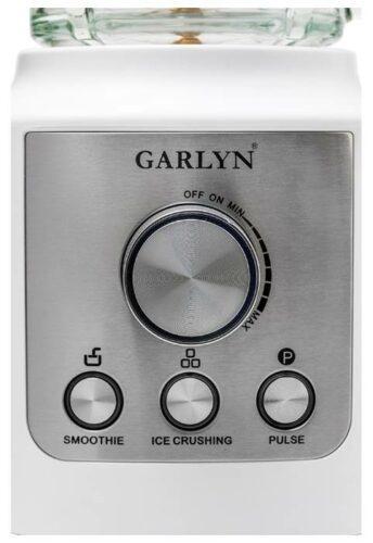 Garlyn S-300, белый/серебристый