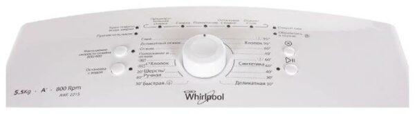 Whirlpool AWE 2215