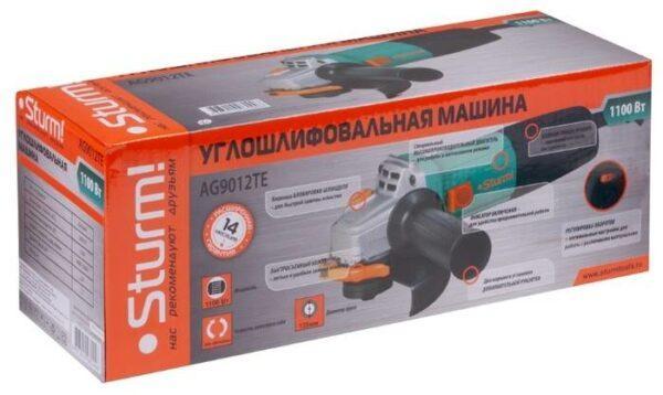 Sturm! AG9012TE, 1100 Вт, 125 мм