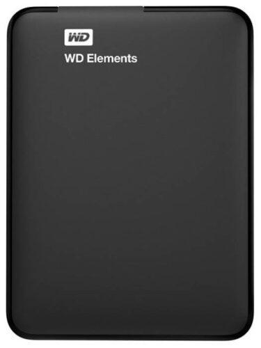 HDD Western Digital WD Elements Portable 1 ТБ