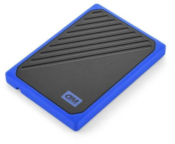 SSD Western Digital My Passport Go 1 ТБ, blue