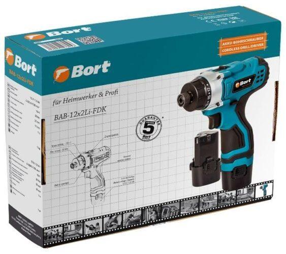 Bort BAB-12X2LI-FDK
