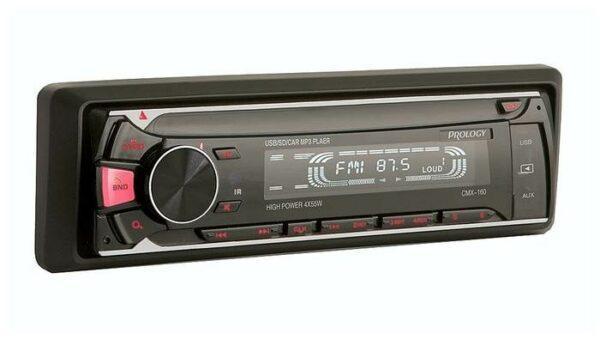 Prology CMX-160, черный/красная подсветка